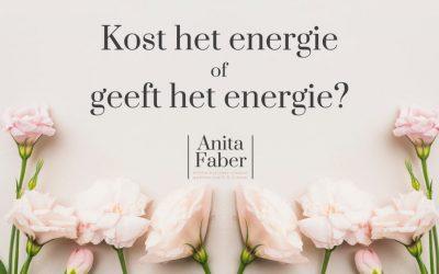 Ondernemen vanuit de juiste energie
