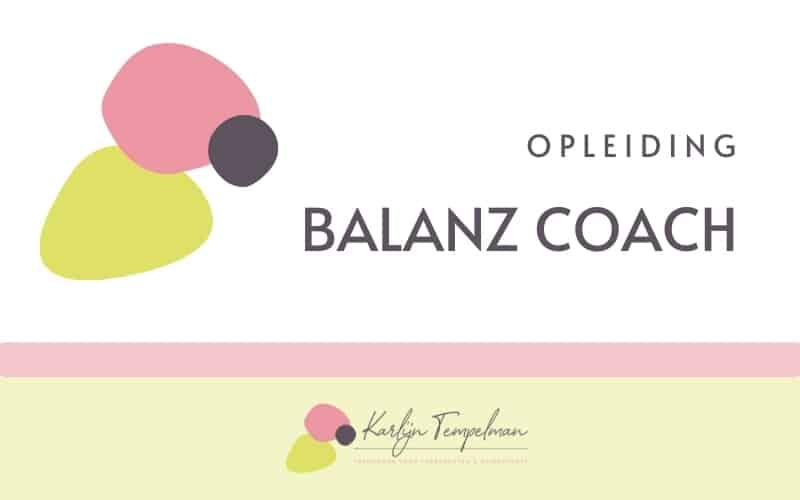 Karlijn Tempelman opleiding Balanz Coach
